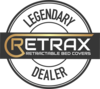 Retrax Legendary Dealer Logo
