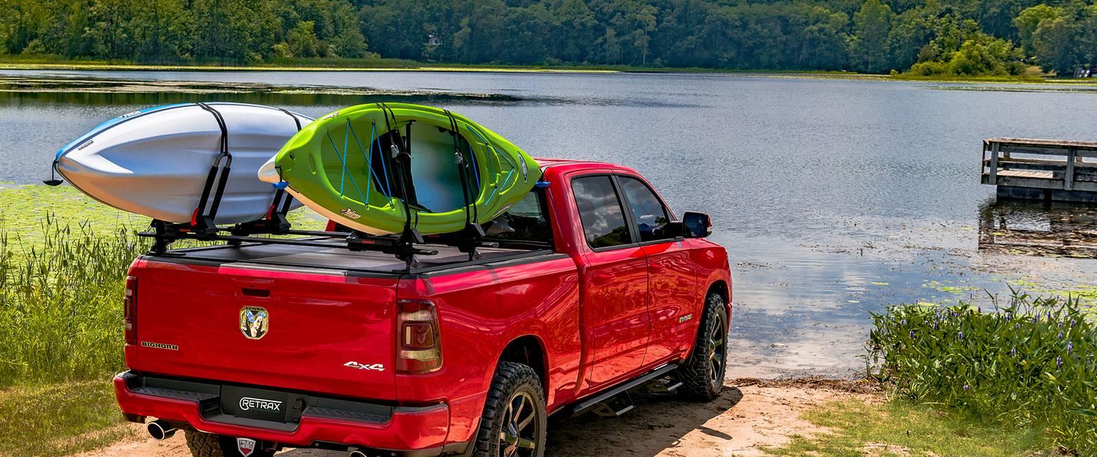 Retractable Tonneau Covers Retrax Truck Bed Covers