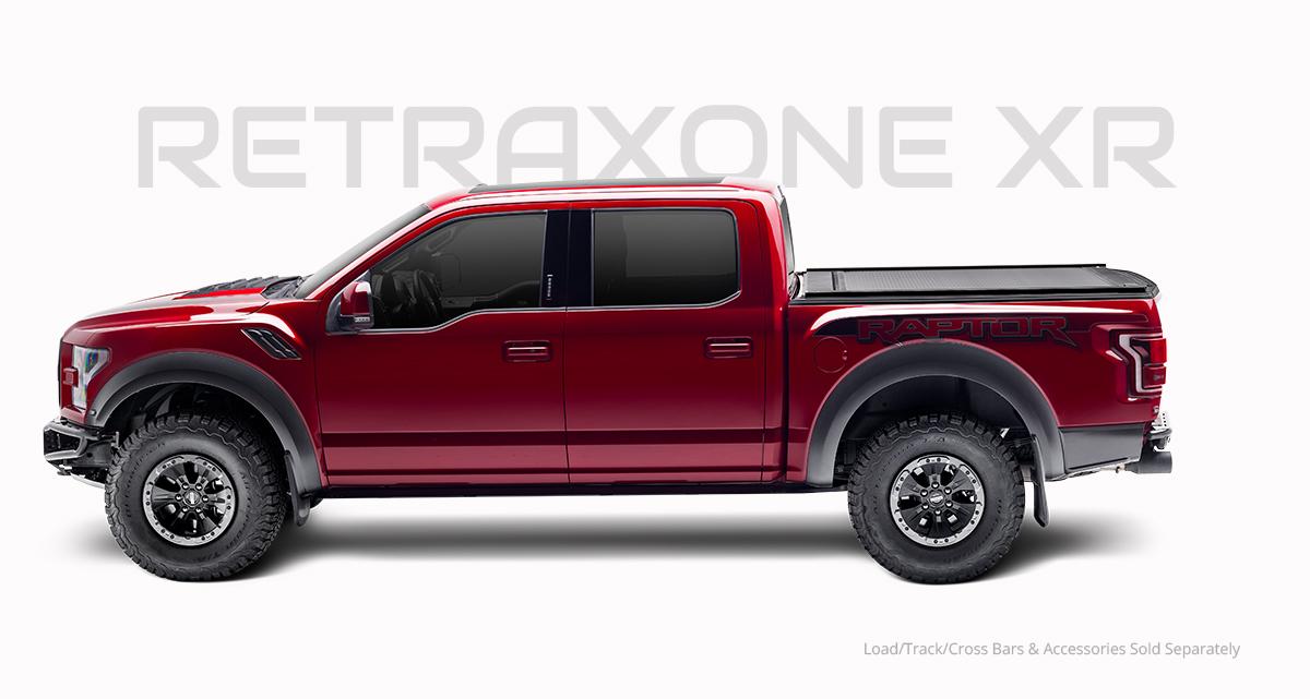Retraxone Xr Rack Integrated Retrax Retractable Truck
